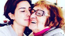 """Fernanda Paes Leme lamenta morte da avó: """"Coração tá doendo"""""""
