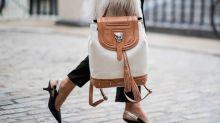 不能停止的熱潮!掉下那個讓你肩膀酸痛的手袋,換上時尚實用兼備的背包吧!