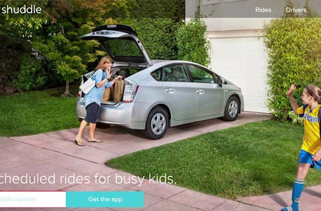 'Uber for kids' car service runs afoul of California laws