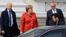 Merkel signals readiness for new election after coalition talks collapse