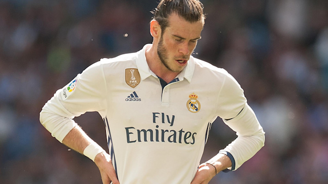 Gareth Bale out of Real Madrid's Champions League semi-final against Atletico with calf injury