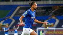 Everton boss Carlo Ancelotti cannot speak highly enough of Dominic Calvert-Lewin