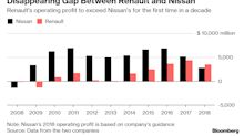 Nissan Profit to Drop Below Renault's for First Time in Decade