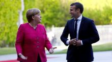 Vision and screwdrivers: Macron and Merkel converge on Europe