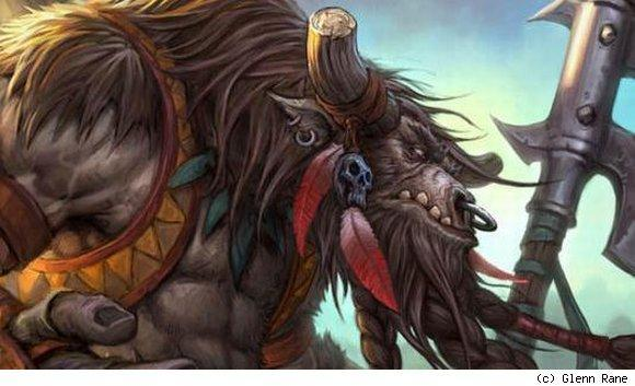 Know Your Lore: Cairne Bloodhoof