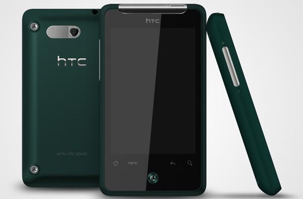 HTC Gratia is an Aria by another name, coming to Europe in November