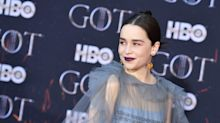 Emilia Clarke Rings In Birthday With Sweetest 'Game Of Thrones' Reunion Photo