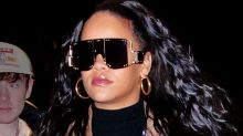 Rihanna's fans think her sunglasses could be a clue about her next launch