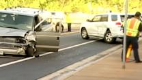 Officer involved in head-on crash in Mapunapuna
