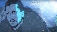 Youtuber fez versão anime de 'Game of Thrones' e resultado ficou incrível. Assista