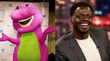 Daniel Kaluuya wants to 'subvert expectations' with 'new approach' to TV dinosaur Barney