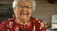 Piikani Nation elder loving the privacy of her very own home