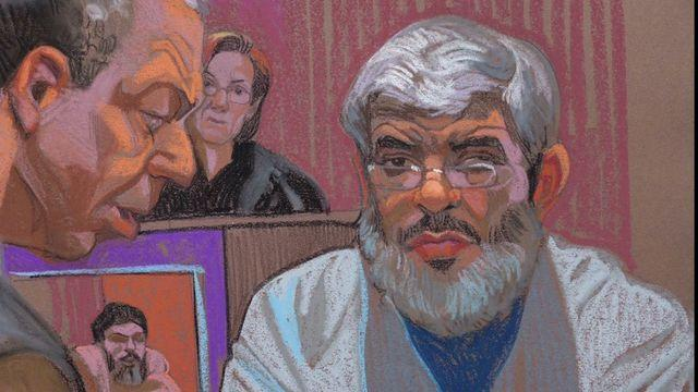 Flash Points: Abu Hamza on trial at last