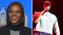 On Fox News, Candace Owens calls Kanye West 'one of the bravest men in America right now'