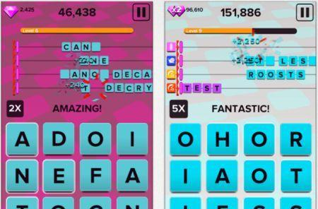 Daily iPhone App: Letter Rush puts a new spin on spelling games