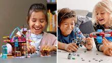 Kits Lego Disney, Marvel, Harry Potter e mais com até 40% off