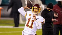Alex Smith released by Washington, could be 49ers' backup QB option