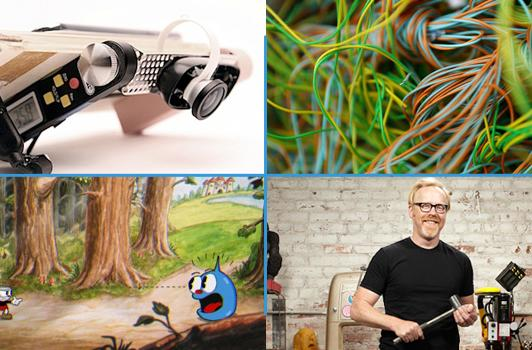 Engadget Daily: Google's 3D-mapping tablet, Cuphead's hand-drawn world and more!