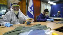 Exército de Israel em plena luta contra o coronavírus