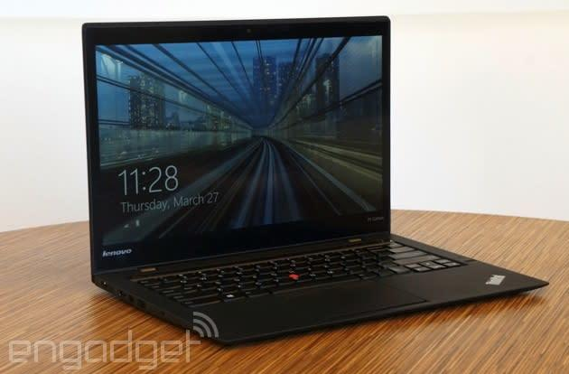 Lenovo ThinkPad X1 Carbon review (2014): new, but not necessarily improved