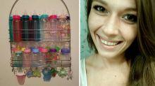 Mum's genius baby bottle storage hack