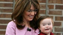 Some are calling out Sarah Palin over meme they say 'demeans' people with Down syndrome