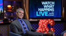 Andy Cohen Plans 'Watch What Happens Live' Return Monday Despite Coronavirus Diagnosis