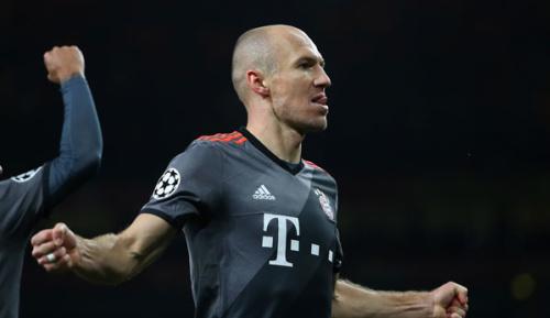 Bundesliga: Wechselt Arjen Robben nach China?