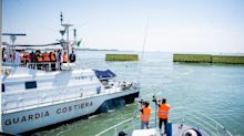 Top oder Flop? Venedig testet Flutschutz