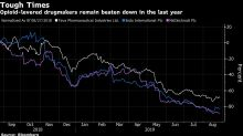 Opioid Makers Sink as Traders Assess J&J Ruling Consequences