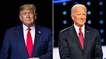 Joe Biden leads Donald Trump by 8 points in new poll; majority believe US is in a recession