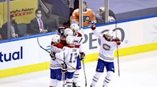 NHL Roundup: Habs chase Carter Hart in dominant Game 2 win over Flyers