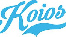 Koios Announces New Website Featuring Revised Design, Enhanced Online Shop, and Added Investor Relations Section