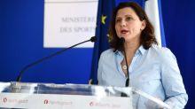 La ministre déléguée aux Sports Roxana Maracineanu, cas contact, placée à l'isolement