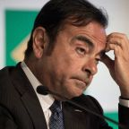 Auto titan Ghosn under arrest, faces ouster at Nissan