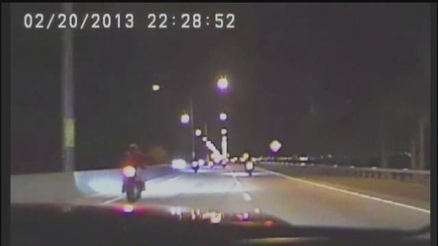 Attorney says Clearwater Police dash cam video proves police lied about fatal motorcycle crash