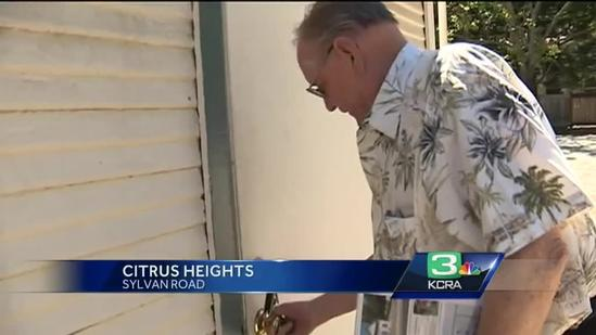 Crooks target unsuspecting vets center in Citrus Heights