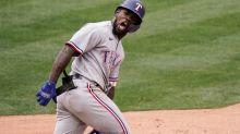 'I have a plan': Cuban Adolis García on a roll for Rangers