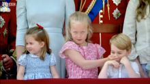 Savannah Phillips was the unexpected hero of Trooping the Colour 2018