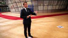 Macron e Merkel manifestam 'esperança' de acordo sobre plano de recuperação