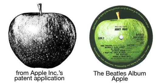 Apple files for old Apple Corps trademark