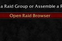 Patch 3.3: Raid Browser Guide