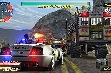 Hands-on: Pursuit Force Extreme Justice