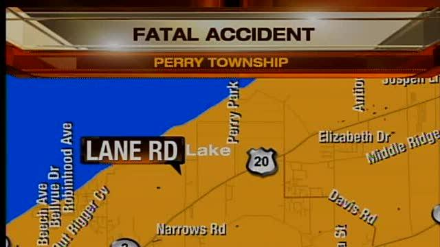 4:30am: Fatal crash in Perry Twp.