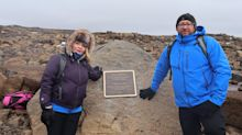 People in Iceland held a funeral and erected a plaque for a glacier lost to climate change