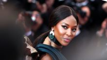 Naomi Campbell marks 50th birthday with photos of her teen self modelling