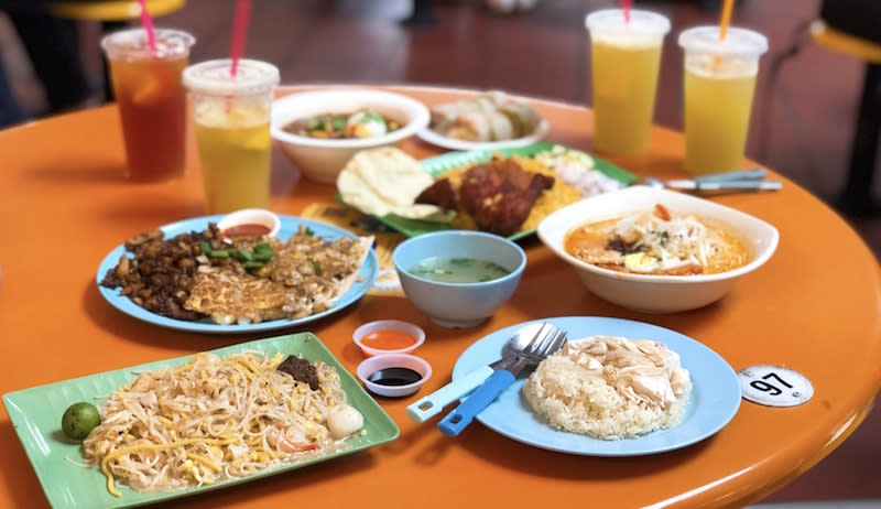 Eat like a local: The A to Z guide of Singapore's most iconic local, hawker and specialty foods