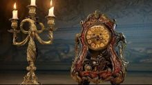 New 'Beauty and the Beast' Images Offer Live-Action Looks at Lumière, Cogsworth, Gaston, and the Prince