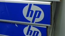 HP stock falls on analyst downgrade following CEO departure, weak outlook