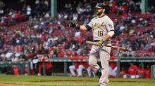 Mitch Moreland Reflects On Fenway Park Standing Ovation